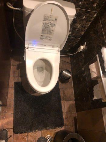 トイレ つまり 大阪